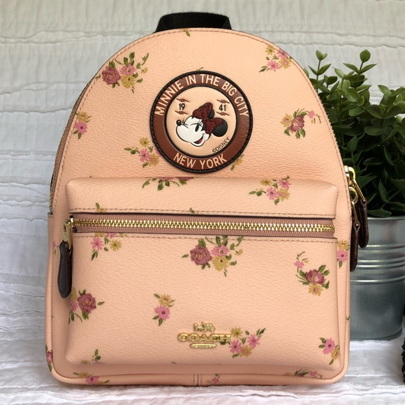 1af7f04900 Coach Minnie Mouse Backpack